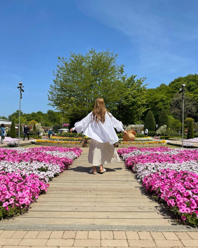 Flower Garden Photography 11